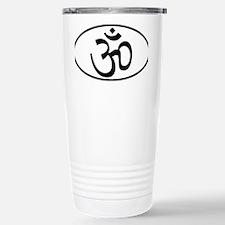 om or aum hindu symbol Travel Mug