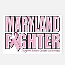 Maryland Breast Cancer Fi Postcards (Package of 8)