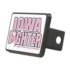 Iowa Breast Cancer Fighter Hitch Cover