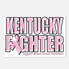 Kentucky Breast Cancer Fi Postcards (Package of 8)