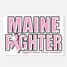 Maine Breast Cancer Fight Postcards (Package of 8)