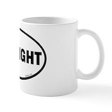 I TWILIGHT EURO STICKER copy Mug