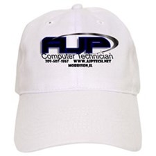 ajp logo larger  Baseball Cap