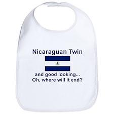 Nicaraguan Twins-Good Lkg Bib
