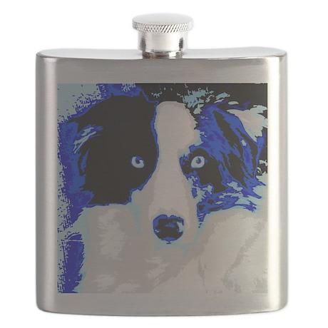 Syds Friend Slys Portrait Flask
