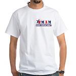 NMAM 2004 White T-Shirt