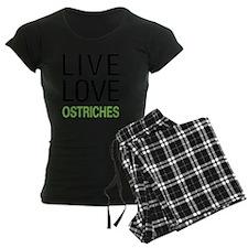liveostrich Pajamas