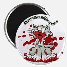 Zombie-Kitty-2 Magnet
