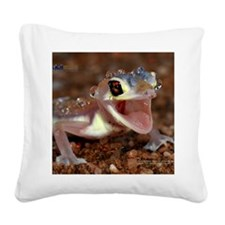 cover Square Canvas Pillow