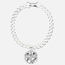 swimbikerunBeer-2 Bracelet
