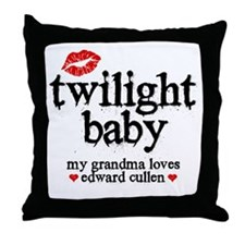 Baby TwiGma Throw Pillow