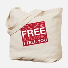 freetodo Tote Bag