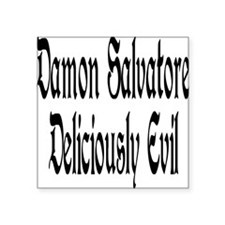 "evilshirt Square Sticker 3"" x 3"""