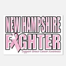 New Hampshire Breast Canc Postcards (Package of 8)