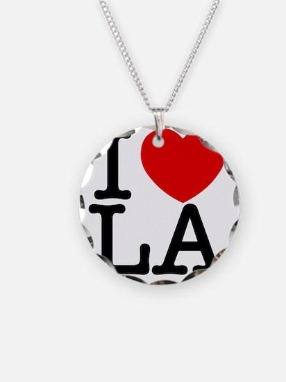 I Love LA Necklace