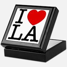 I Love LA Keepsake Box