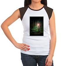 2009 path frame Women's Cap Sleeve T-Shirt