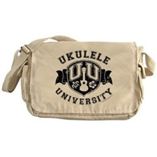 Ukulele University Messenger Bag