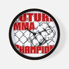 FutureMMA_02 Wall Clock