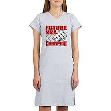 FutureMMA_02 Women's Nightshirt