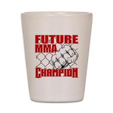 FutureMMA_02 Shot Glass
