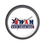 NMAM Wall Clock