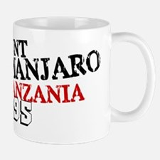 kilimanjaro slant Mug