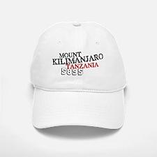 kilimanjaro slant Baseball Baseball Cap