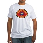 Kern County Sheriff Fitted T-Shirt