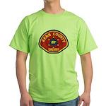 Kern County Sheriff Green T-Shirt