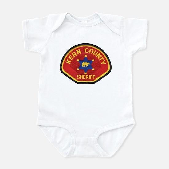 Kern County Sheriff Infant Bodysuit