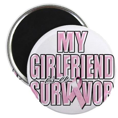 My Girlfriend is a Survivor Magnet
