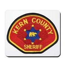 Kern County Sheriff Mousepad