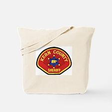 Kern County Sheriff Tote Bag