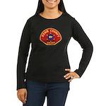 Kern County Sheriff Women's Long Sleeve Dark T-Shi