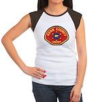 Kern County Sheriff Women's Cap Sleeve T-Shirt