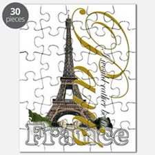 PARIS I would rather be in Puzzle