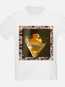 Glow in the Duck Kids T-Shirt