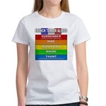 French Terror Alerts Women's T-Shirt