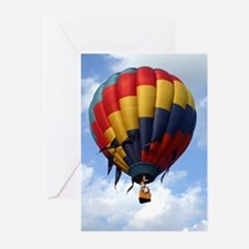 Colorful Balloon Greeting Cards