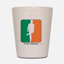 ID TriColor Boy10x10_apparel Shot Glass