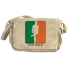 ID TriColor Boy10x10_apparel Messenger Bag