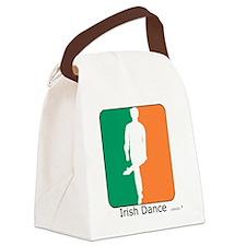 ID TriColor Boy10x10_apparel Canvas Lunch Bag