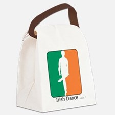 ID TriColor Boy10x10_apparel Canvas Lunch Bag