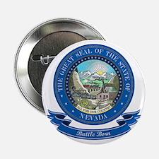"""Nevada Seal 2.25"""" Button"""