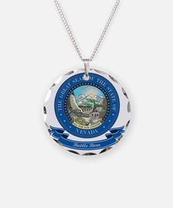 Nevada Seal Necklace
