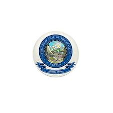 Nevada Seal Mini Button