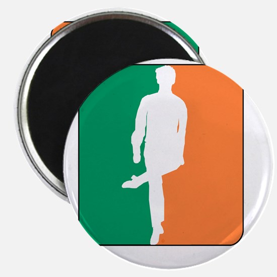 ID TriColor Boy DARK 10x10_apparel Magnet