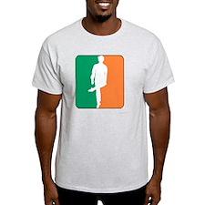 ID TriColor Boy DARK 10x10_apparel T-Shirt