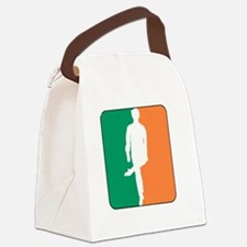 ID TriColor Boy DARK 10x10_appare Canvas Lunch Bag